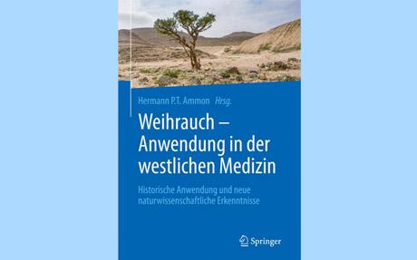 """Das neue Taschenbuch """"Weihrauch – Anwendung in der westlichen Medizin"""""""