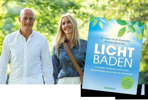 """Neues Buch """"Lichtbaden"""""""